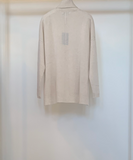 Revive Cashmere Tunic Turtle Neck Cashmere Sweater