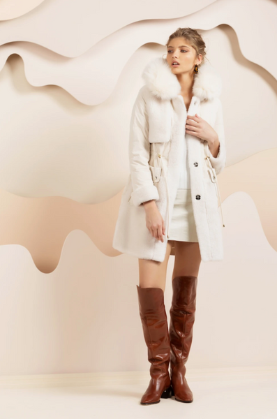Bubish Luxe Millie Puffer Coat