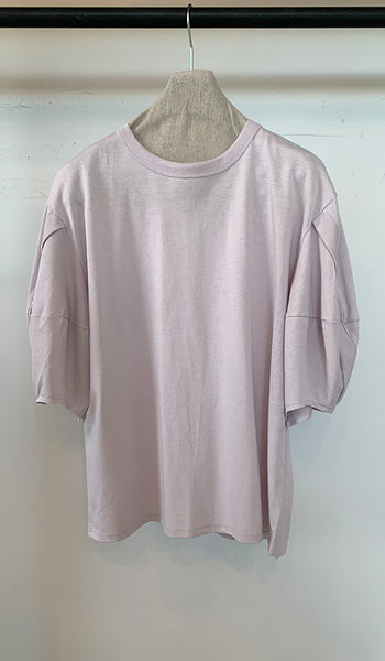 Tulip puff sleeve t-shirt