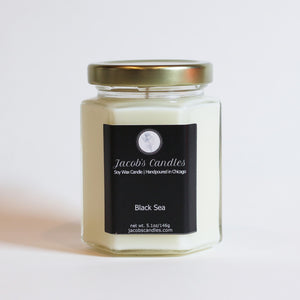 Black Sea | Handpoured Soy Wax Candle