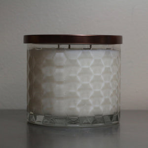 White Tea | Handpoured 3-Wick Soy Wax Candle