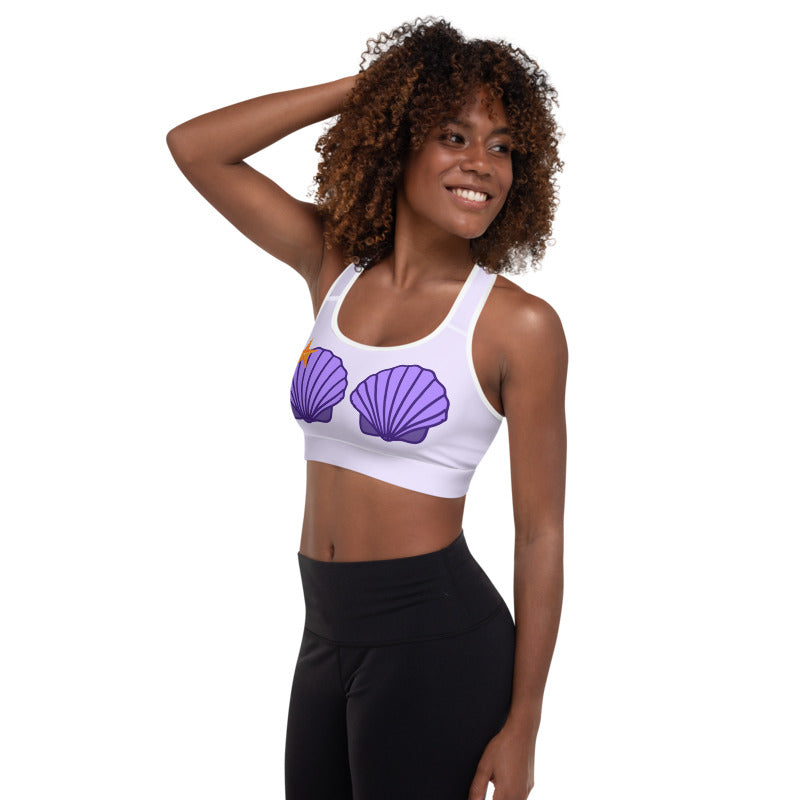 Ariel Padded Sports Bra