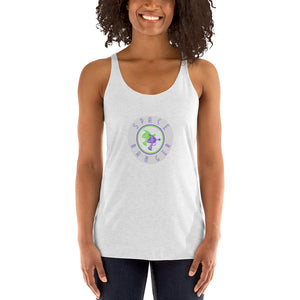 Space Ranger Racerback Tank (multiple colors available)