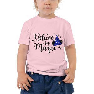 Believe in Magic Toddler Short Sleeve Tee