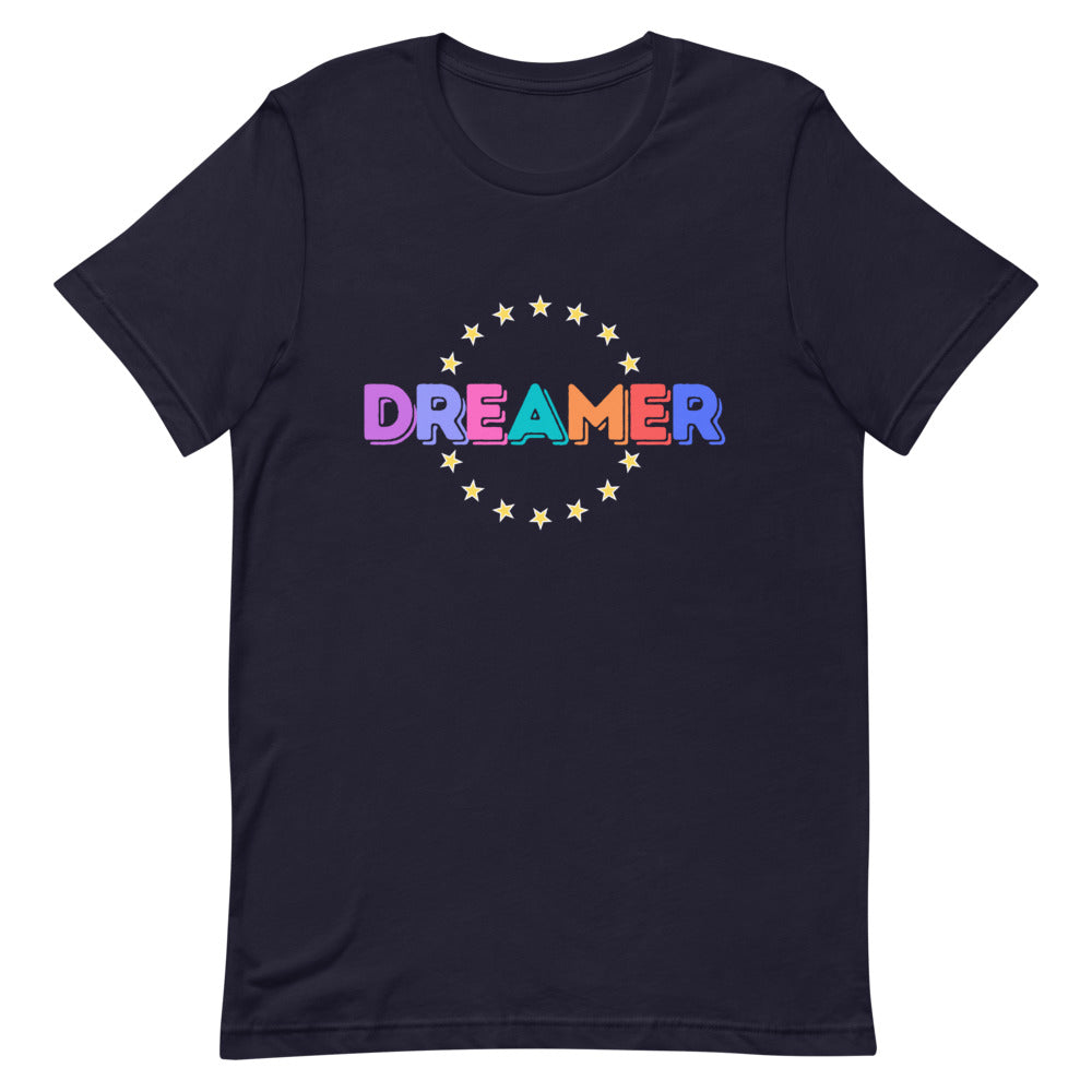 Dreamer Unisex Tee (multiple colors available)
