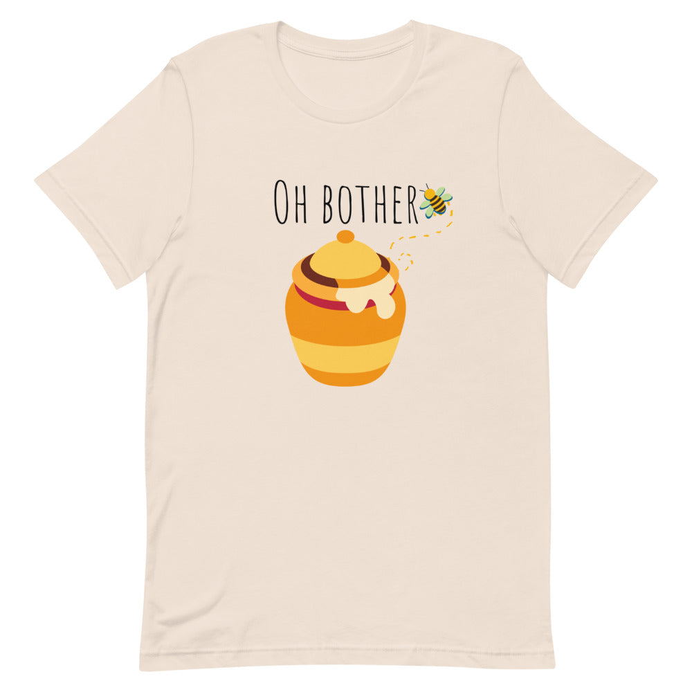 Oh Bother Unisex Tee (multiple colors available)