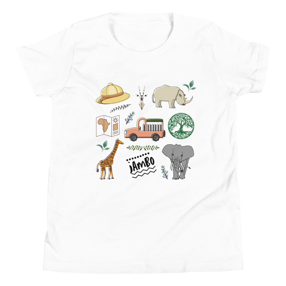Safari Youth Short Sleeve Tee