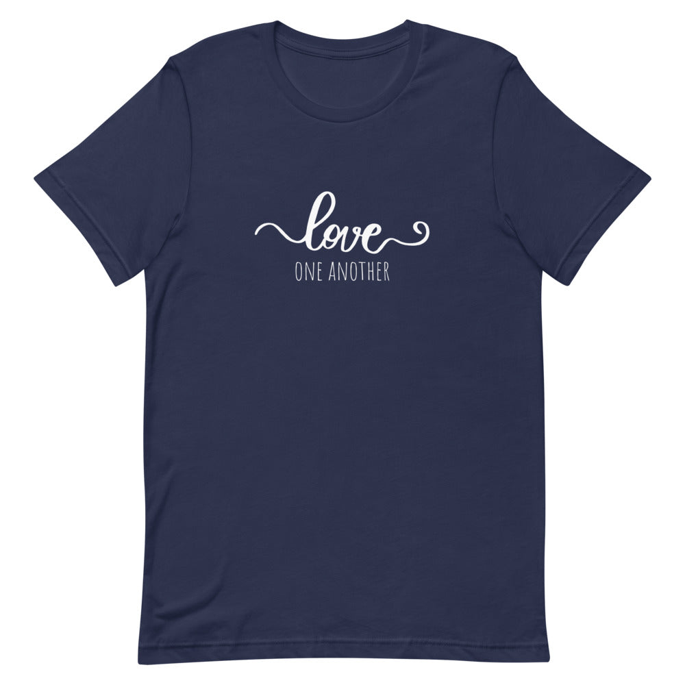 Love One Another Short-Sleeve Unisex T-Shirt