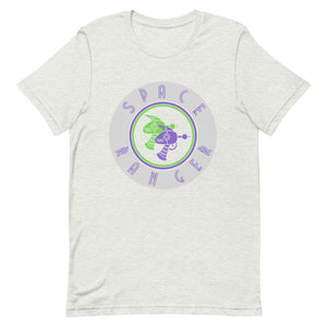 Space Ranger Unisex Tee (multiple colors available)