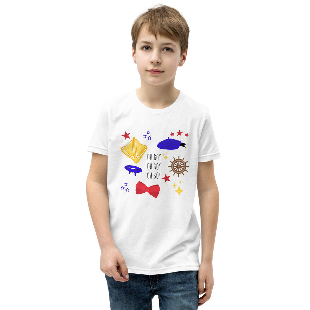 The Donald Youth Short Sleeve Tee