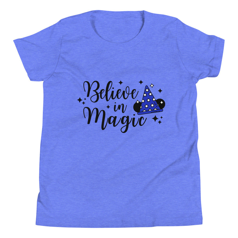 Believe in Magic Youth Short Sleeve Tee