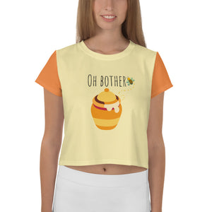 Oh Bother Crop Tee