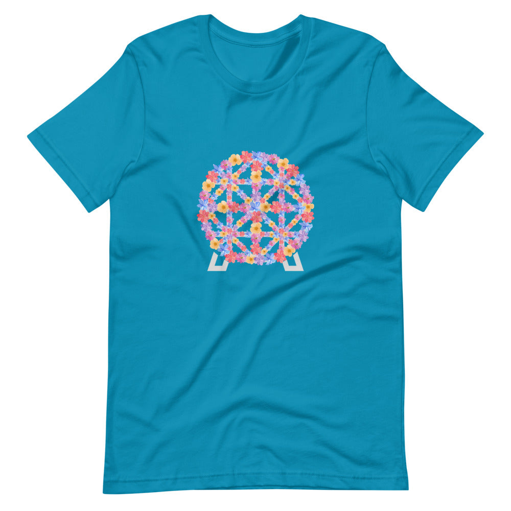 Flower & Garden Short-Sleeve Unisex Tee