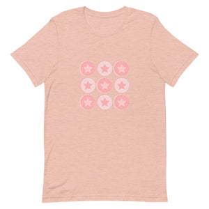 Pink Luxo Short-Sleeve Unisex Tee (More Colors)