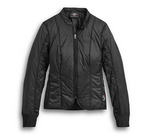 Chamarra de cuero impermeable Harley-Davidson para Mujer - 98004-20VW