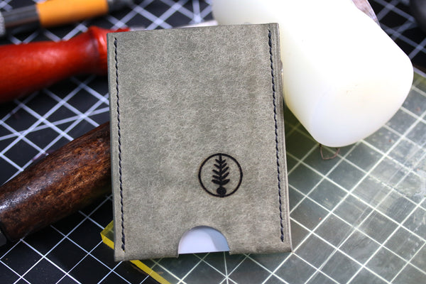 Stone - B52 Push-Up Card Wallet