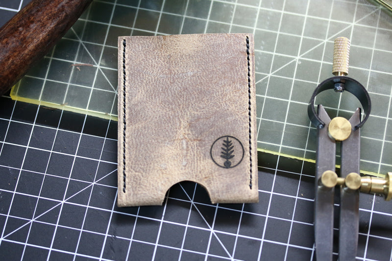 Desert - B52 Push-Up Card Wallet