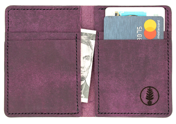 Royal - Spitfire Vertical Bi-Fold Wallet