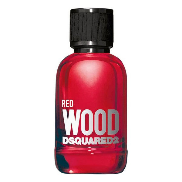 Damesparfum Red Wood Dsquared2 EDT (50 ml) (50 ml)