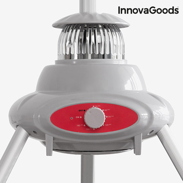 InnovaGoods 1000W Wit Draagbare Droger