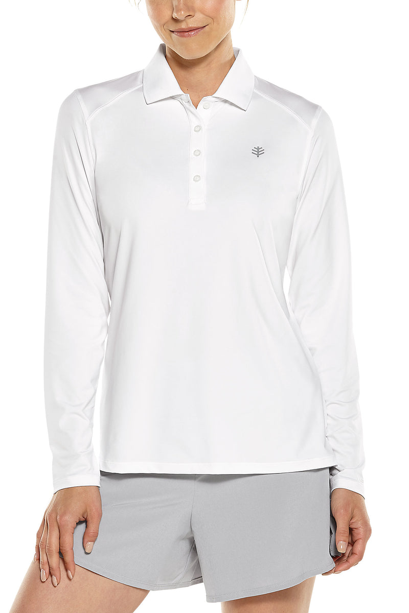 Polo Golf anti-UV