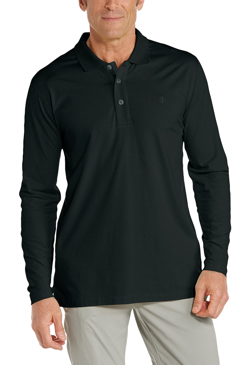 Polo Weekend Anti-uv - Homme  - Noir