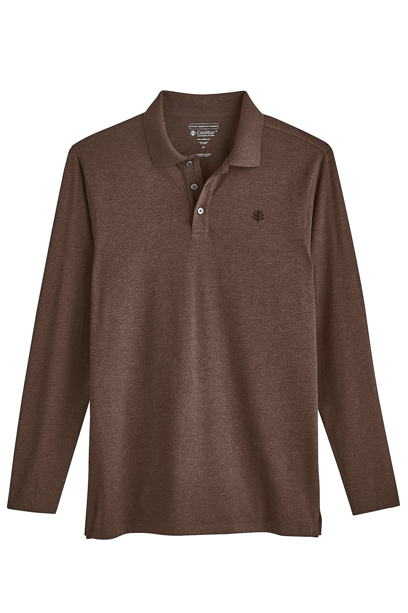 Polo Weekend Anti-uv - Homme  - Marron