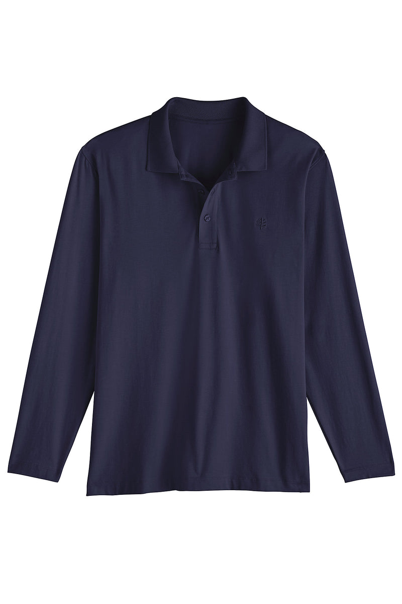 Polo Weekend anti UV - Homme  - Bleu