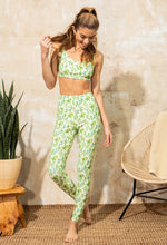 Leggins de plage & yoga Anti-uv - LARA - Cactus