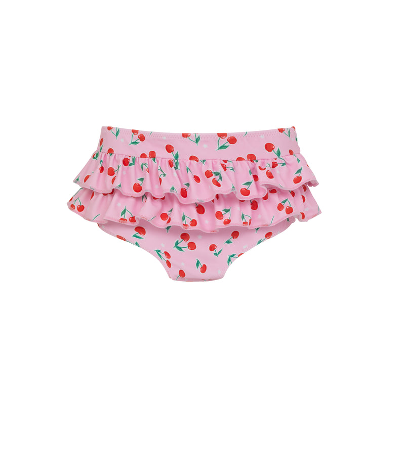 Culotte de bain fillette anti-UV - CHERIES