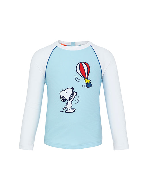 Tee shirt de bain anti-UV - SNOOPY