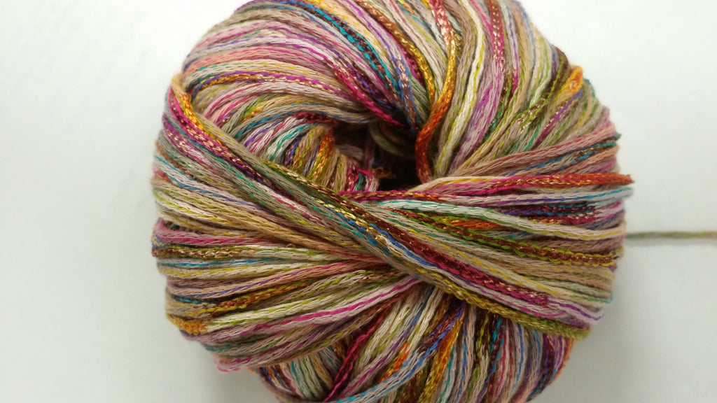 Yarn - center stage front