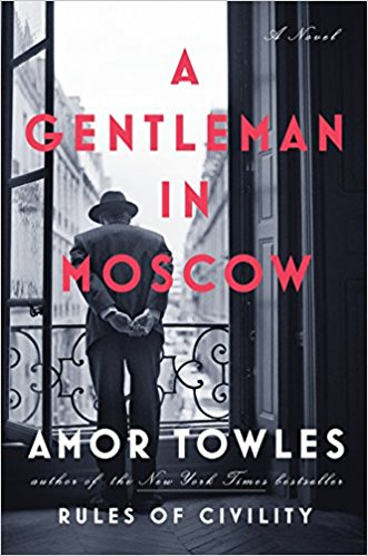 May Book Club - A Gentleman in Moscow