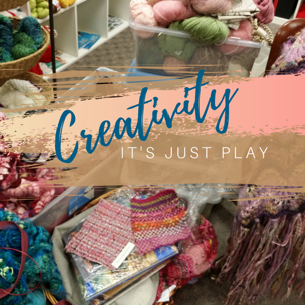 Creativity is just play