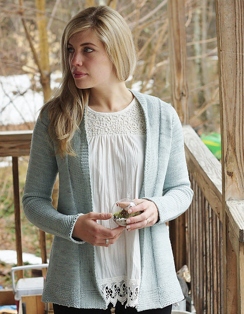 Thereafter - Monday night sweater KAL