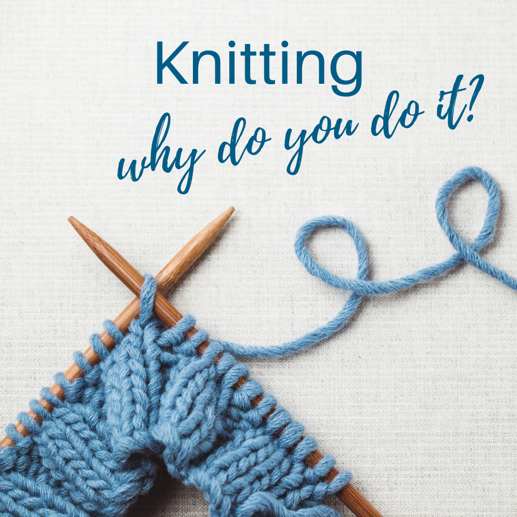 Knitting and modern domesticity