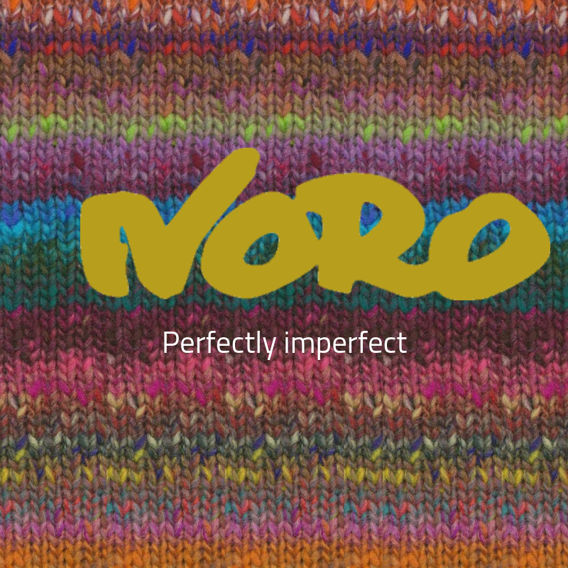 Noro - perfectly imperfect
