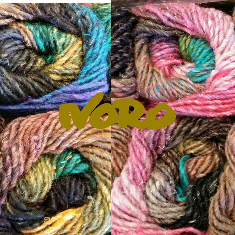Noshes with Noro - Noro Event 2017