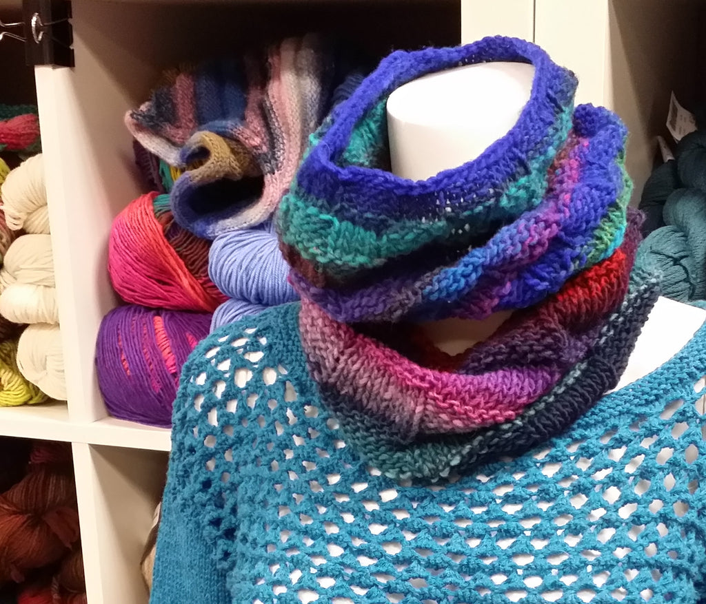 It's cold - here's a nice warm free pattern
