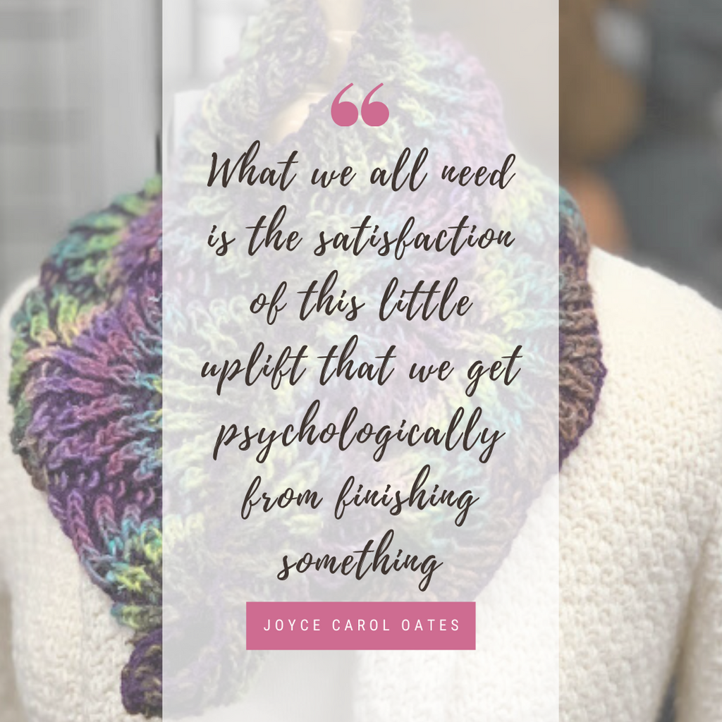What makes you a real knitter?