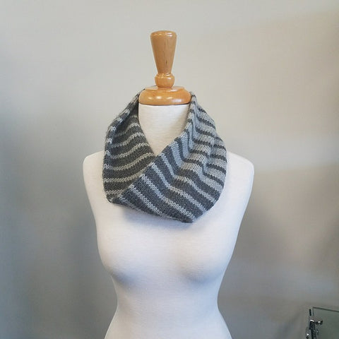 Duotone Cowl in Aalta Truth