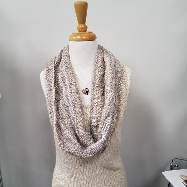 One in Eight Cowl Pattern