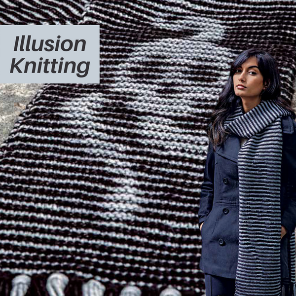 Tanis Gray - Illusion Knitting