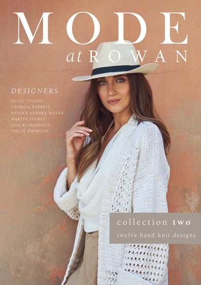 Rowan Mode Collection Book Two
