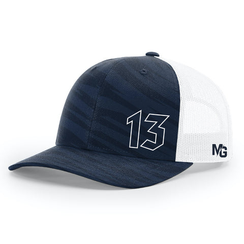 No. 13 Trucker Hat