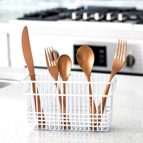 Wire Cutlery Holder