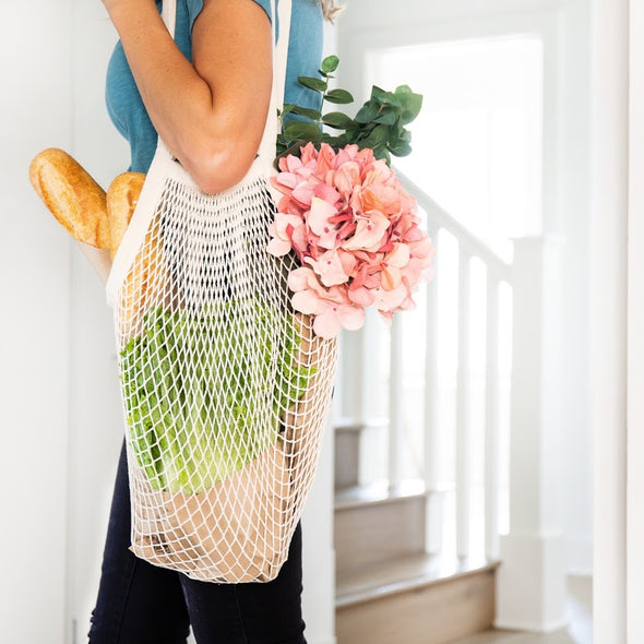 Farmers Market Bag (with Dual Handles)