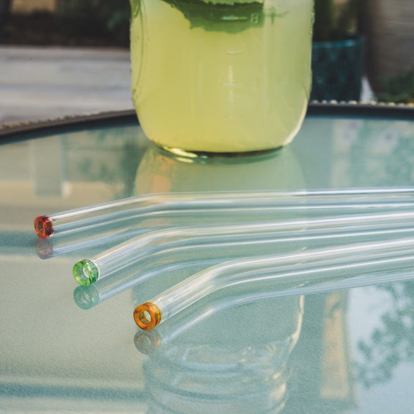 Glass Straws (Standard)
