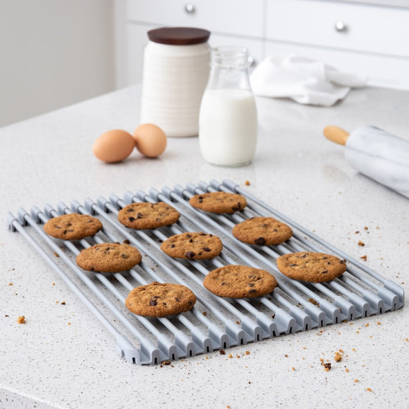 Multi-Purpose Roll-Up Rack Cooling Cookies
