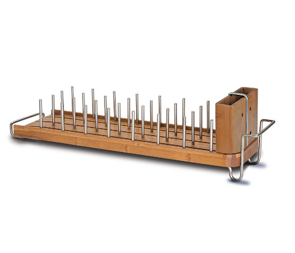 Drain Forest Bamboo Dish Drainer